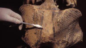 Tatuaje momia egipto