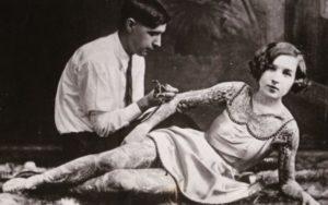 tatuaje historia