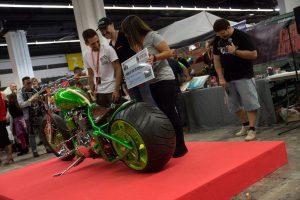 arte sobre ruedas bikeshow