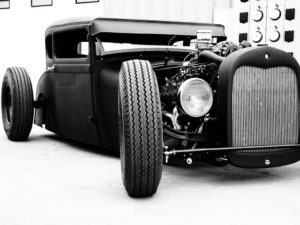 Ford T Hot Rod
