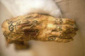 tatuaje azteca