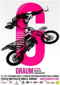 Cartel Graum 2019 FMX