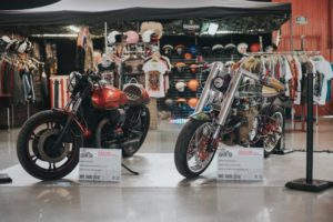 Diseños del bike show 2018