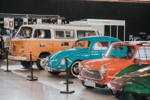 Exposición car show 2018