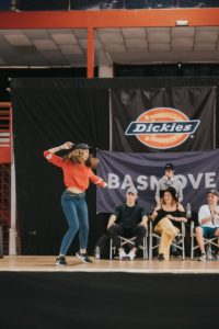 Baile y Hip hop en el graumfest