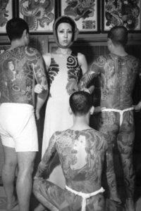 tatuaje japonés