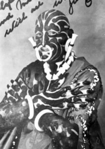 The great omi - El hombre cebra
