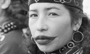 los ainu, cultura del tattoo
