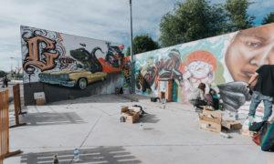Reglamento graffiti en españa