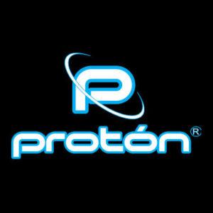 protón