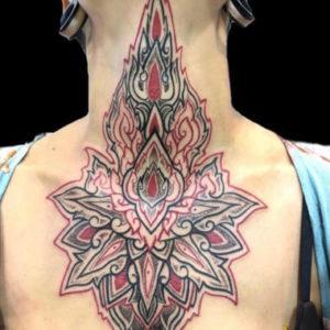 Jota-Tattoo