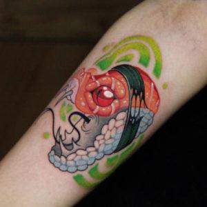 J.K. Tattoo